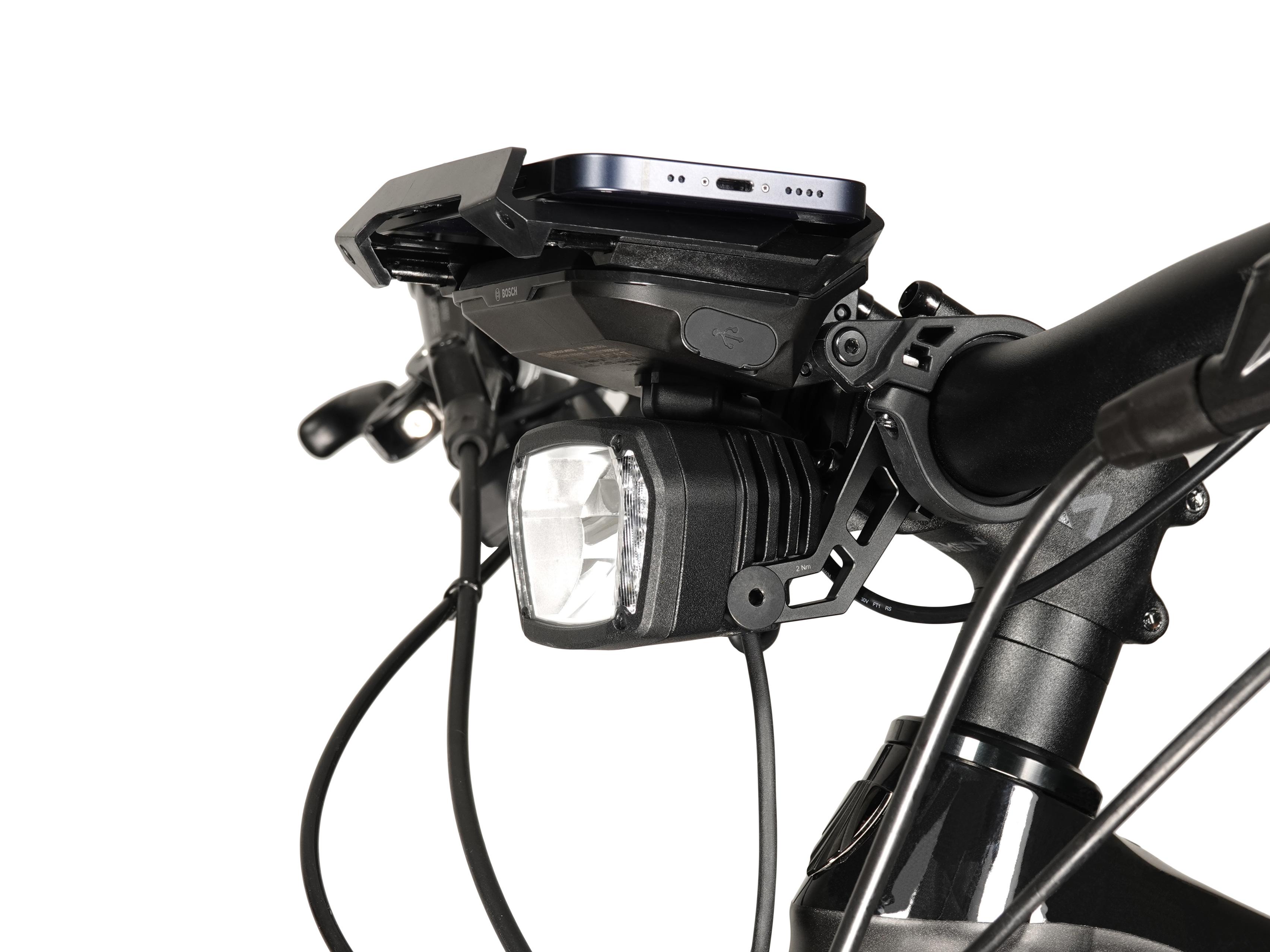 SL X (Bosch) Smartphone Hub Lenkerhalter 31,8mm