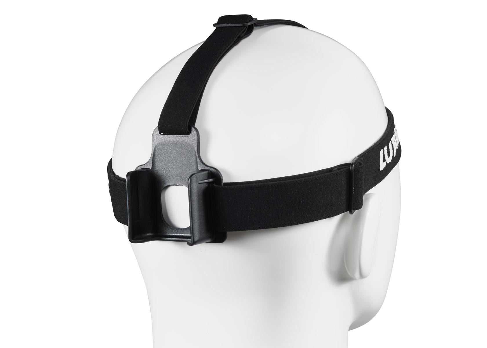 Stirnband Neo/Piko schwarz