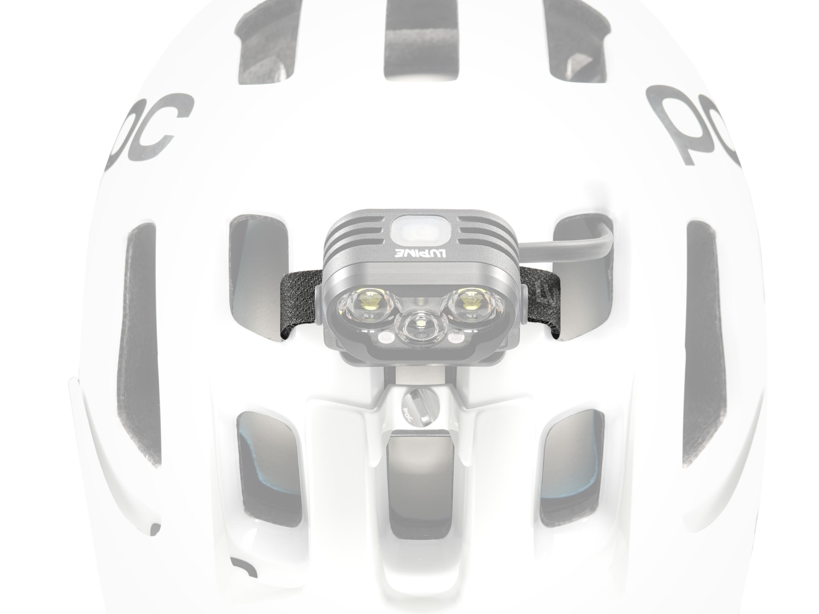 Klettband Helmhalter