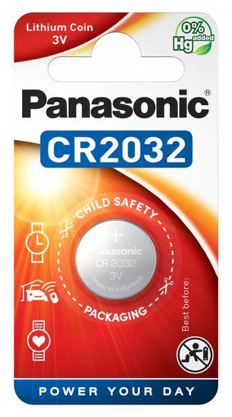 CR2032 Batterie für BLUETOOTH Fernbedienung