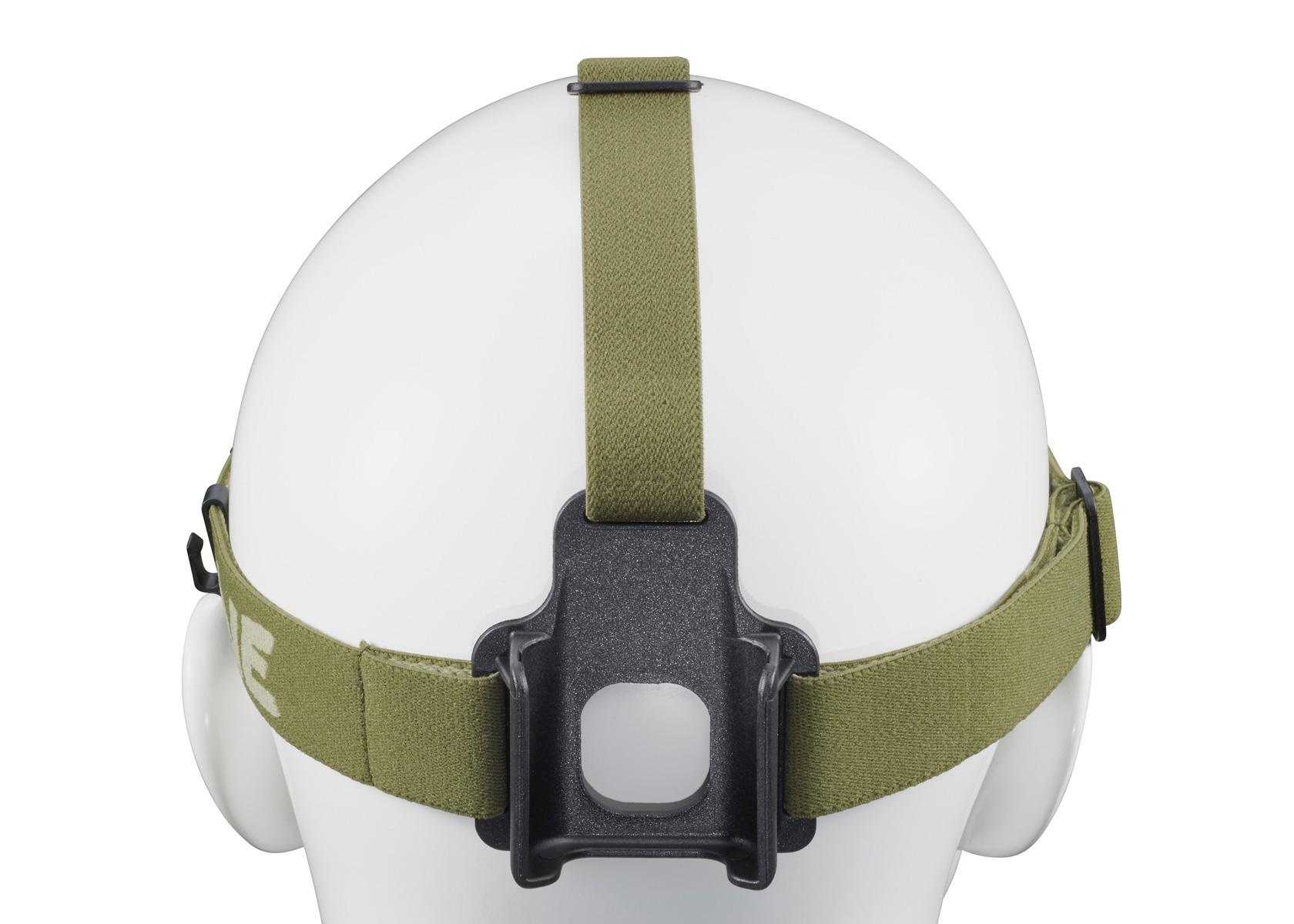 Stirnband FrontClick Neo/Piko/Blika oliv